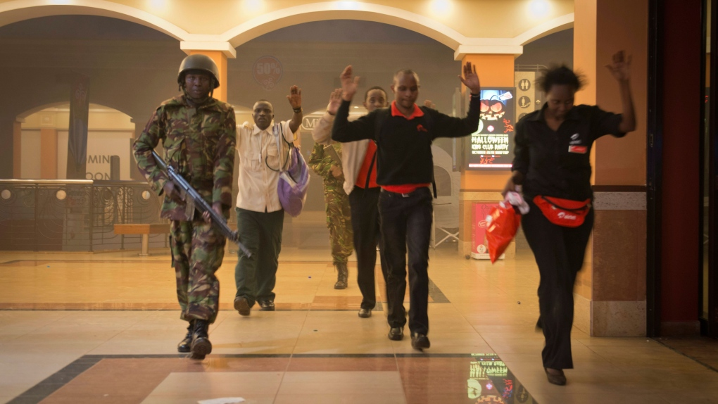 Westgate Mall hostages freed