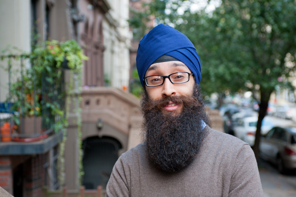 Sikh Columbia Professor Viciously Attacked By Bicyclist Gang