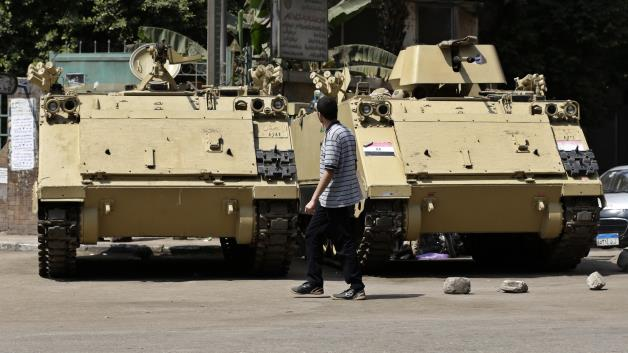 State of Emergency Extended By Egyptian Government