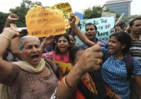 Four Sentenced To Death In The Rape and Murder of Student In India
