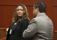 Shellie Zimmerman Calls Police, Claims George Zimmerman Threatened To Shoot Her and Father-in-Law