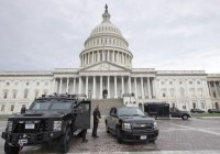 Attempted White House Breach Ends In Shooting At Capitol