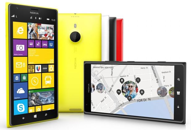 Microsoft Announces Nokia Lumia 1520 Pre-Order Plans