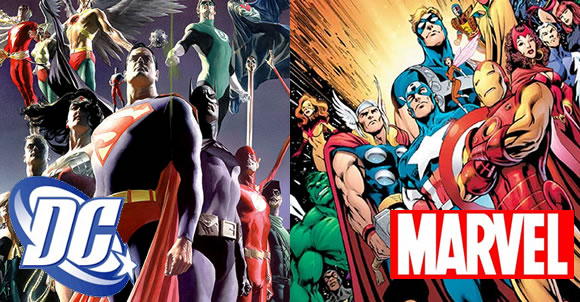 DC and Marvel Series Will Get Plenty of Play From Netflix and Major Networks