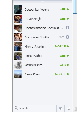 Facebook's new feature lets users know if contacts are on mobile or desktop versions