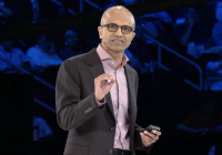 Microsoft Veteran Satya Nadella Announced as CEO