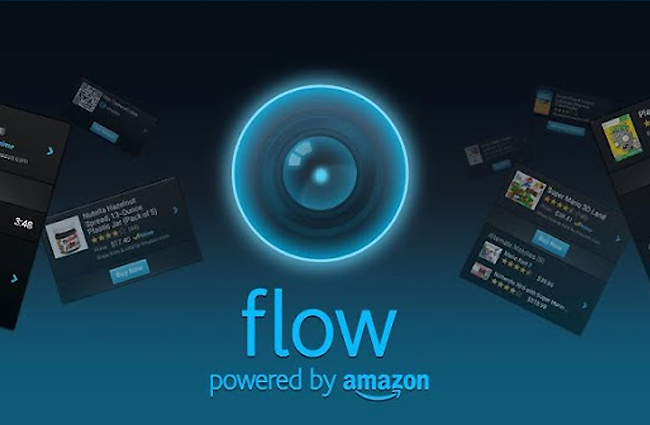 Amazon Adds Flow Feature To iOS App