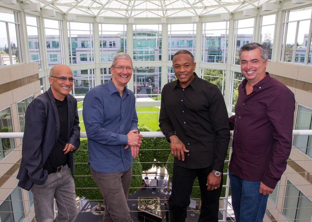 Apple Acquires Beats, Dr. Dre and Iovine To Join Music Divisions