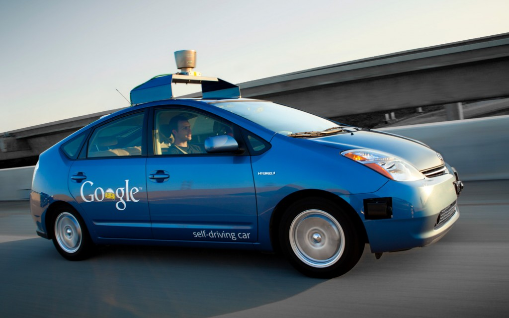 Self-Driving Cars Officially Hit California Roads Next Month
