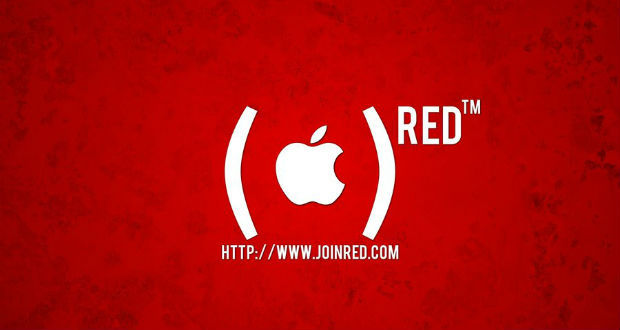 Apple and (RED) Team Up For Black Friday and Cyber Monday