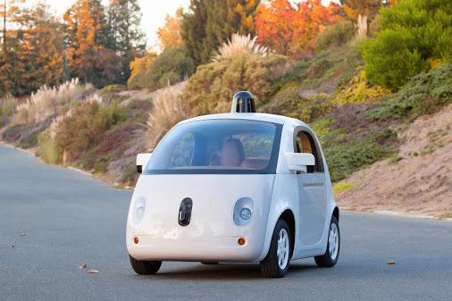 Google Completes Self-Driving Car Prototype