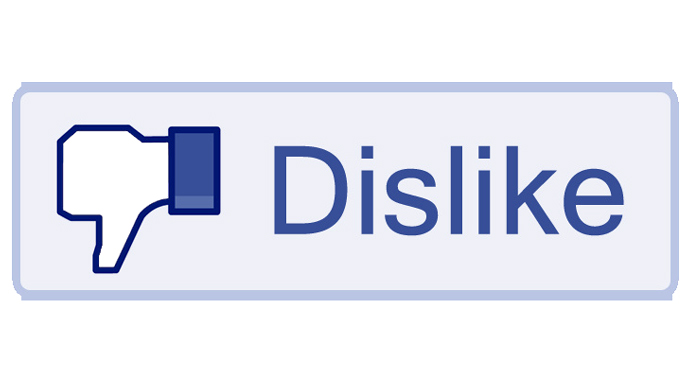 "Facebook Is Considering Adding A ""Dislike"" Button"