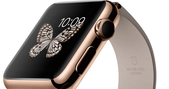 Tim Cook Mentions Release Window For Apple Watch