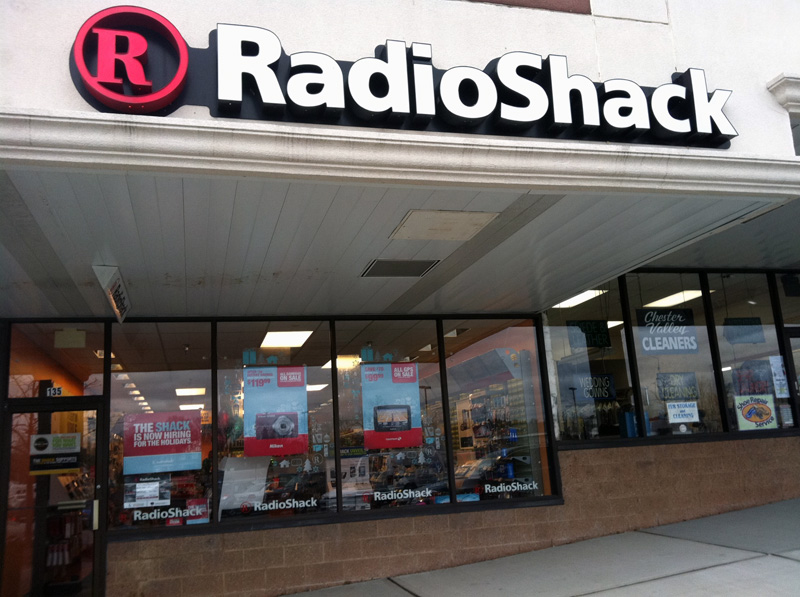 Amazon Reportedly Looking To Purchase Some RadioShack Stores