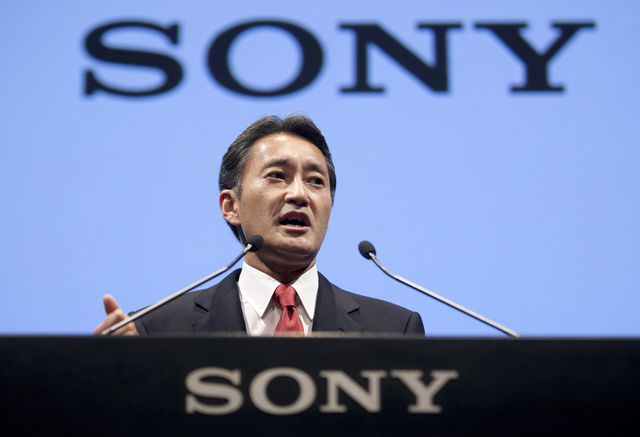 Sony Further Breaks Up Business With AV Division