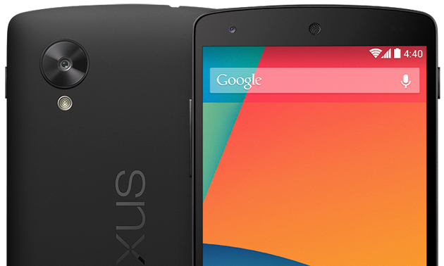 Google Sends Nexus 5 Into Retirement To Focus On Nexus 6