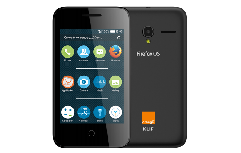 Fire OS Smartphone Orange Klif Released In African Markets