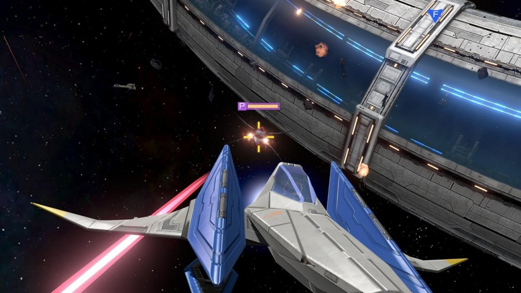 E3 2015 Nintendo Star Fox Zero