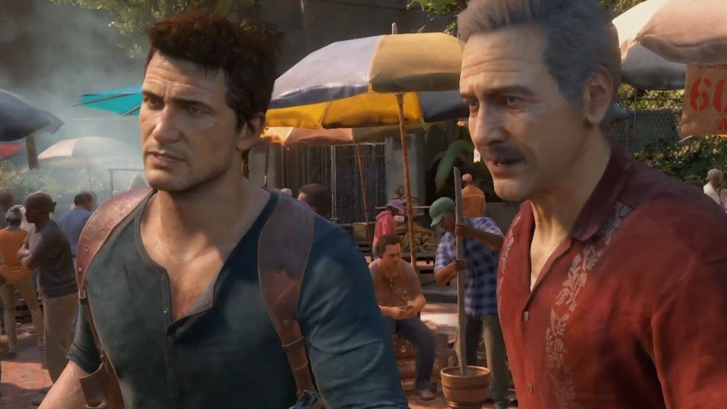 E3 2015 Uncharted PS4
