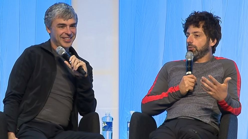 Google Founders Establish New Company and Announce New CEO