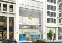 Microsoft Opens Fifth Avenue Flagship Store