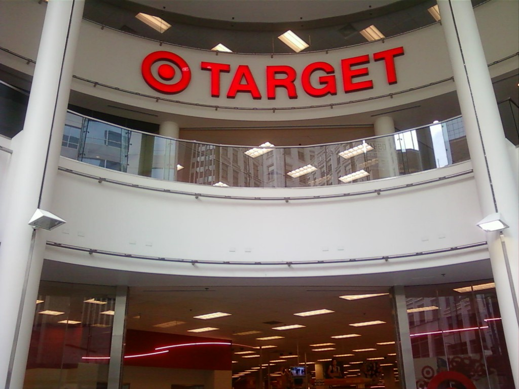 Target Is Working On It's Own Mobile Wallet