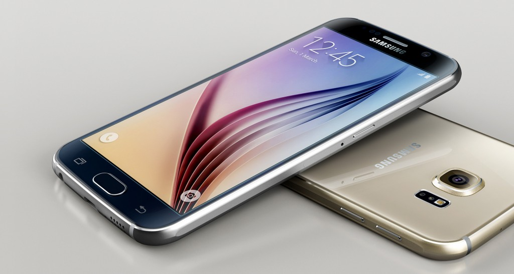The 32GB Unlocked Samsung Galaxy S6 Discounted On Amazon