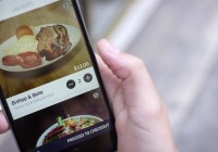 Uber Releases Food Delivery iOS App In Toronto