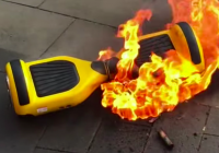 U.S Customs Confiscate $94,000 In Fake Hoverboards
