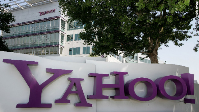 Yahoo Cuts 15 Percent of Staff