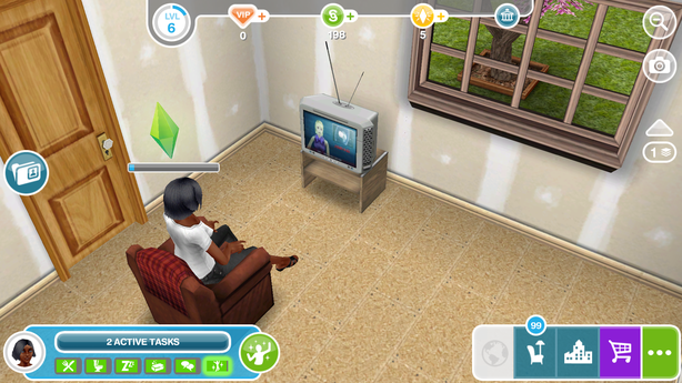 Review: The Sims Freeplay