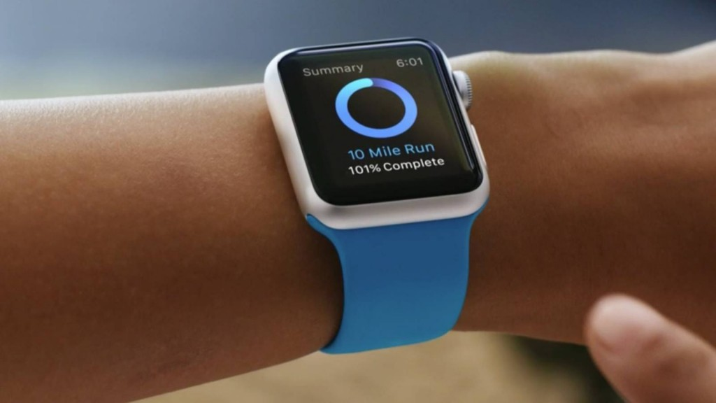 Some Companies Are Pursuing $25 Apple Watches Experiment To Promote Employee Fitness