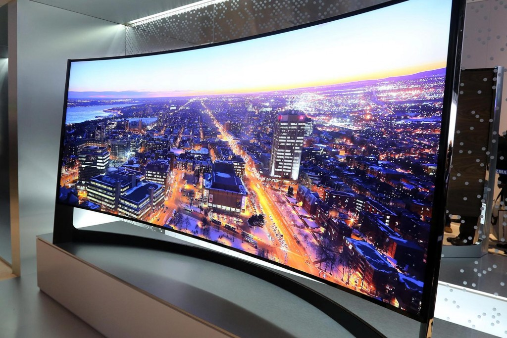 Samsung To Expand Into the OLED Panel TV Arena