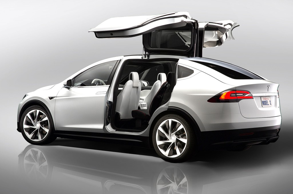 Tesla Recalls Roughly 2,700 Model X Cars Over Third-Row Seat Issue