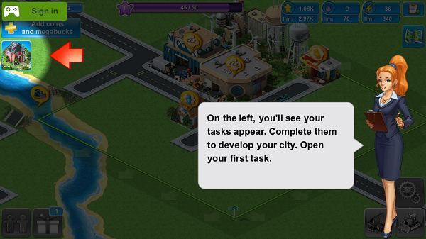 Review: Megapolis