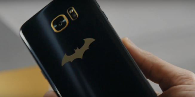 Samsung Announces Special Injustice Edition of Galaxy S7 Edge