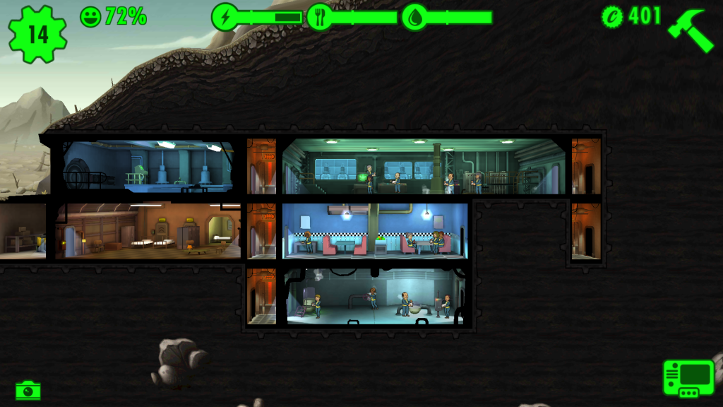 Review: Fallout Shelter