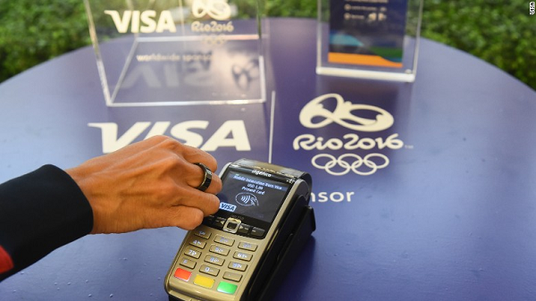 Visa Will Give NFC Rings To Athletes For Rio 2016 Olympic Games