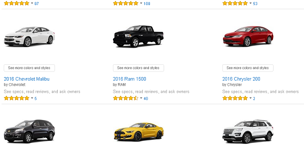 Amazon Launches Amazon Vehicles