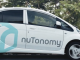 nuTonomy Get First Self-Driving Taxi On The Road In Singapore