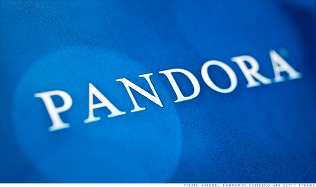 Pandora In Talks With Record Labels For Pending On Demand Service