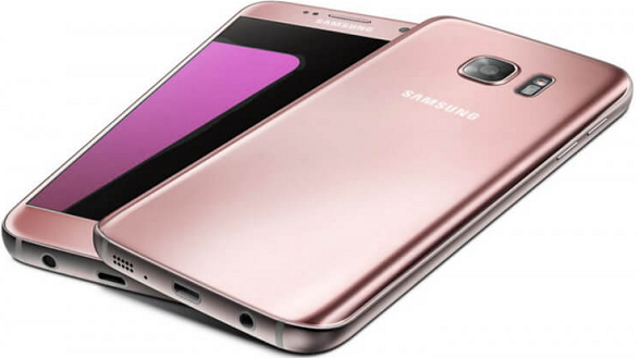 Samsung Releasing Pink Gold Galaxy S7 and S7 Edge August 28th
