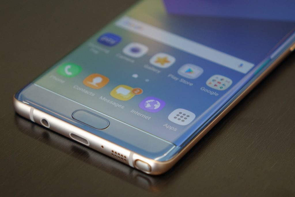 Recent Galaxy Note 7 Recall Could Cost Samsung $1 Billion