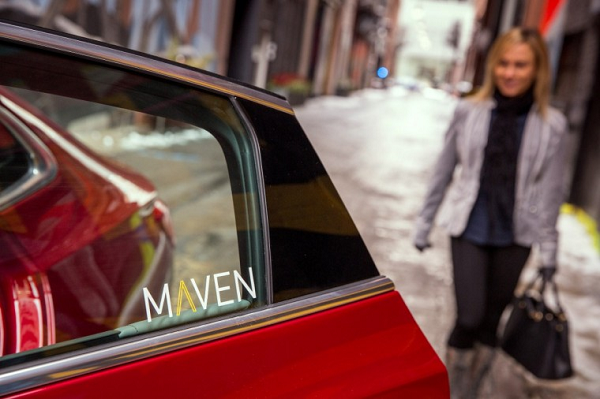 GM's Maven Ride-Sharing Service Expands Into Los Angeles