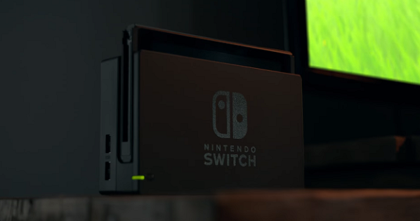 The Nintendo Switch Slated For March 2017 Launch