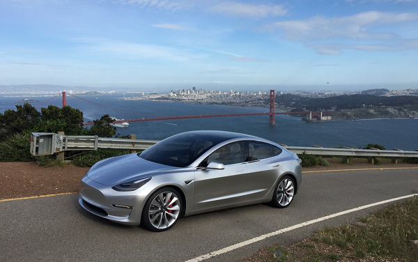 Tesla Will Include Self-Driving Abilities In Cars To Be Unlocked Later