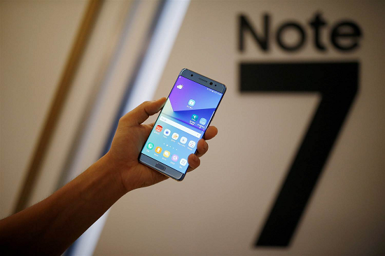 Samsung Galaxy Note 7 Will Feature Update That Reminds Owners To Turn Phone In