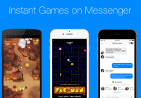 Facebook Launches Instant Games For Messenger and Main App