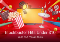 Google Play Store's Year End Sale