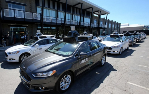 Uber's Self-Driving Car Tests Deemed Illegal By California DMV